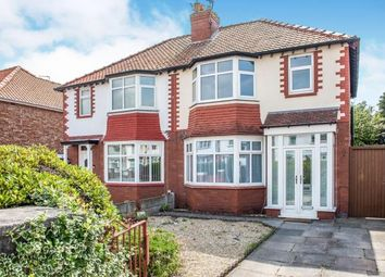 Thumbnail 3 bedroom semi-detached house for sale in Stafford Road, Birkdale, Southport, Merseyside