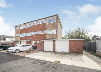 Thumbnail 3 bedroom town house for sale in St Michaels Avenue, Houghton Regis, Dunstable