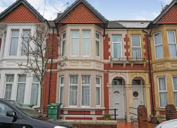 3 bed terraced house for sale in Edington Avenue, Heath CF14