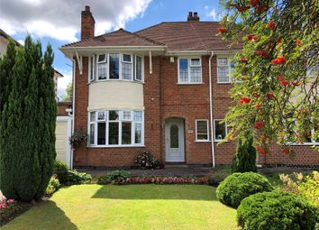 Thumbnail 3 bed semi-detached house for sale in Leicester Road, Glenfield, Leicestershire