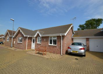 Thumbnail 2 bed semi-detached bungalow for sale in Rose Crescent, Clacton-On-Sea