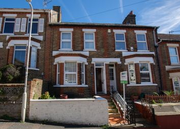 Thumbnail 2 bed terraced house for sale in Nightingale Road, Dover