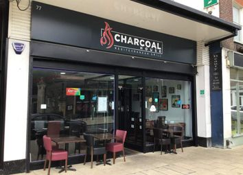 Thumbnail Restaurant/cafe for sale in High Street North, Dunstable