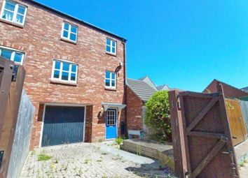 Thumbnail 4 bed town house to rent in Star Avenue, Stoke Gifford, Bristol