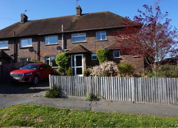 Thumbnail 4 bed semi-detached house for sale in Selby Rise, Uckfield