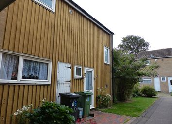 Thumbnail 3 bed end terrace house for sale in Brewerne, Peterborough