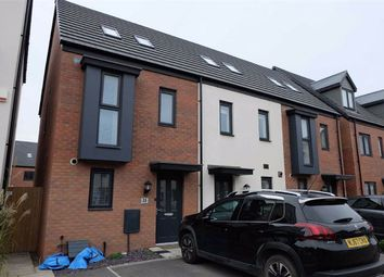 Thumbnail 3 bed town house for sale in Ffordd Penrhyn, Barry, Vale Of Glamorgan