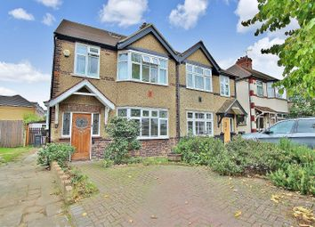 Thumbnail 4 bed semi-detached house for sale in The Drive, Isleworth