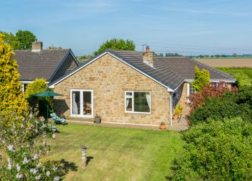Thumbnail 4 bed detached bungalow for sale in Poole Lane, Burton Salmon, Leeds