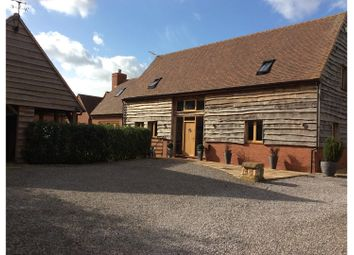 Thumbnail 4 bed barn conversion for sale in High Street, Honeybourne