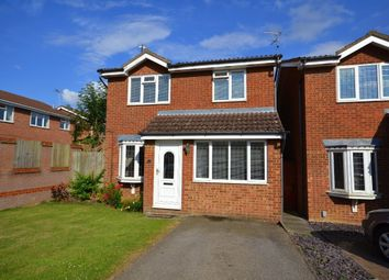 Thumbnail 3 bedroom detached house for sale in Sir John Pascoe Way, Duston, Northampton