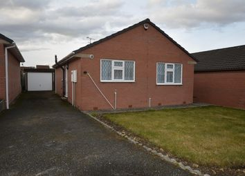 Thumbnail 2 bed bungalow for sale in Wensley Road, North Wingfield, Chesterfield
