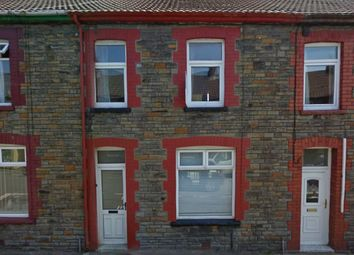 Thumbnail 4 bed terraced house to rent in Queen Street, Treforest, Pontypridd