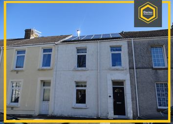 Thumbnail 4 bed terraced house for sale in Campbell Street, Llanelli