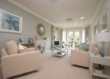 Thumbnail 1 bed flat for sale in Knights Lodge, North Close, Lymington, Hampshire