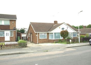 Thumbnail 2 bed bungalow for sale in Peel Drive, Sittingbourne