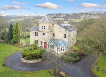 Thumbnail 5 bed detached house for sale in Lingards Wood, Marsden, Huddersfield