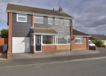 Thumbnail 4 bedroom detached house for sale in Augustus Drive, Bedlington