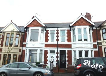 Thumbnail 4 bed terraced house to rent in Summer Ave, Cardiff