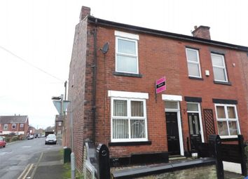 Thumbnail 2 bed end terrace house for sale in Knowles Street, Radcliffe, Manchester