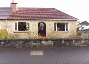 Thumbnail 2 bed semi-detached bungalow for sale in Tibbermore Gardens, Perth