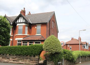 Thumbnail 5 bedroom semi-detached house for sale in Offerton Lane, Offerton, Stockport