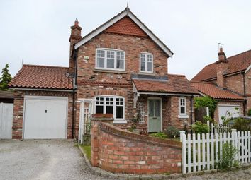 Thumbnail 3 bedroom detached house for sale in Carrs Meadow, Escrick, York