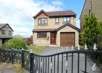 Thumbnail 4 bed detached house for sale in Sandstone Lane, Huddersfield