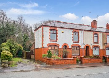 Thumbnail 2 bed end terrace house for sale in Hilton Lane, Worsley, Manchester