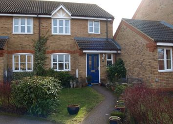 Thumbnail 3 bed semi-detached house to rent in Pound Close, Upper Caldecote
