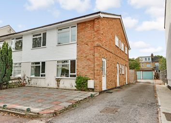 Thumbnail 2 bed flat for sale in Lymington Avenue, Leigh-On-Sea, Essex