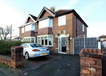 Thumbnail 3 bed semi-detached house for sale in Ingthorpe Avenue, Blackpool