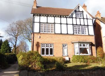 Thumbnail 6 bed detached house for sale in Victoria Road, Sutton Coldfield