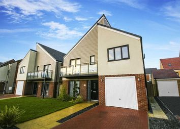 Thumbnail 4 bed detached house for sale in Greville Gardens, Gosforth, Newcastle Upon Tyne