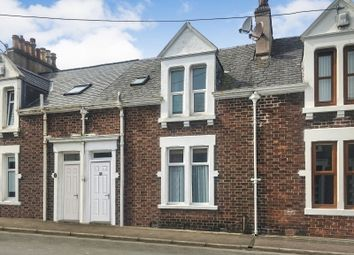 Thumbnail 2 bed terraced house for sale in 5 Victoria Street, Stranraer