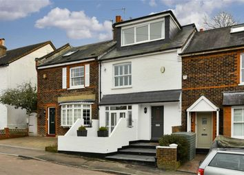 Thumbnail 3 bed terraced house for sale in Treadwell Road, Epsom, Surrey