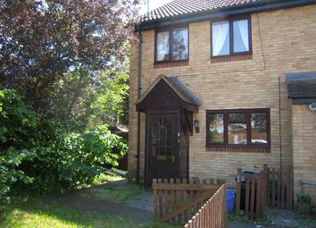 Thumbnail 1 bed flat to rent in Morland Close, Mitcham