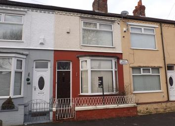 Thumbnail 3 bed terraced house for sale in Ince Avenue, Anfield, Liverpool, Merseyside