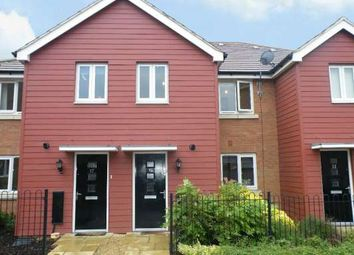 Thumbnail 2 bed terraced house to rent in Lares Avenue, Stanground, Peterborough