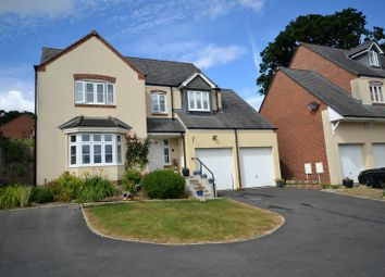 4 bed detached house for sale in Maes Cynin, St. Clears, Carmarthen SA33