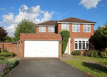 Thumbnail 4 bed detached house for sale in Radnor Close, Chislehurst, Kent
