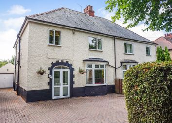 Thumbnail 4 bed semi-detached house for sale in Longdales Road, Lincoln