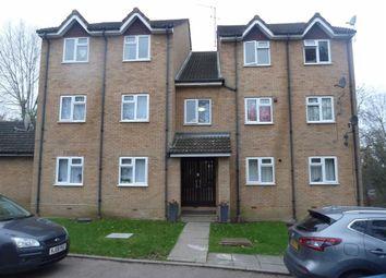 Thumbnail 1 bed flat to rent in Danziger Way, Borehamwood, Herts