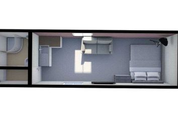 Thumbnail 1 bed property to rent in North Road East, Studio 1, Plymouth