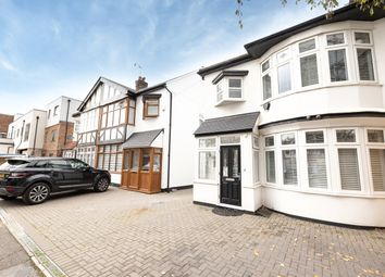 Thumbnail 3 bed semi-detached house for sale in Normanshire Drive, London