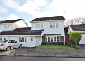 Thumbnail 3 bed link-detached house for sale in St. Andrews Close, Mayals, Swansea