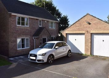 Thumbnail 4 bed detached house for sale in Sunnymead Close, Cockett, Swansea