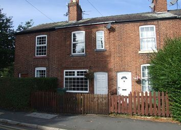 Thumbnail 2 bed terraced house to rent in London Road, Northwich