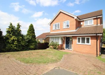 Thumbnail 4 bedroom detached house for sale in Lavenham Road, Ipswich