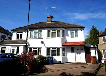 Thumbnail 4 bed semi-detached house to rent in Hooking Green, North Harrow, Harrow